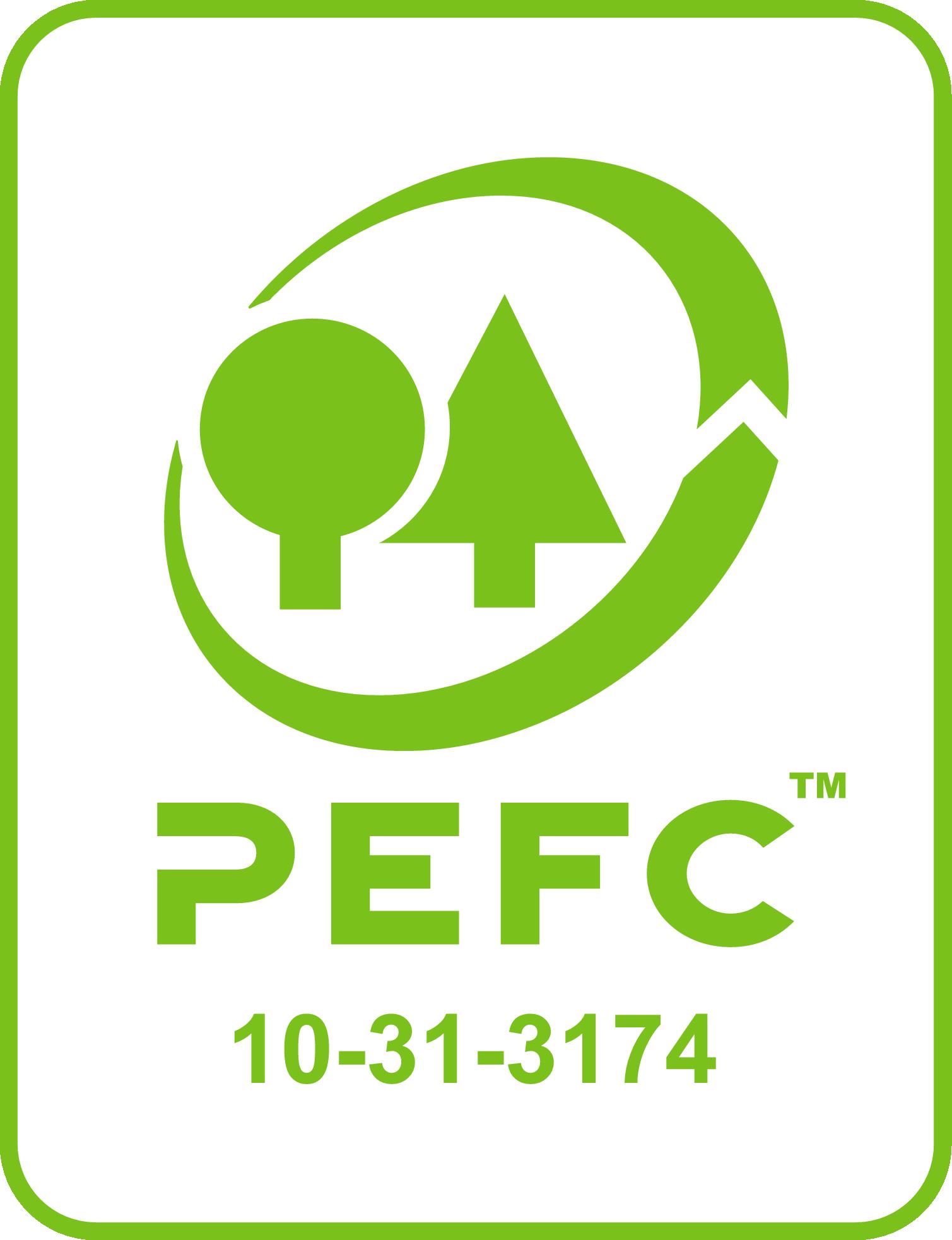 La certification PEFC d'Extébois depuis 2016
