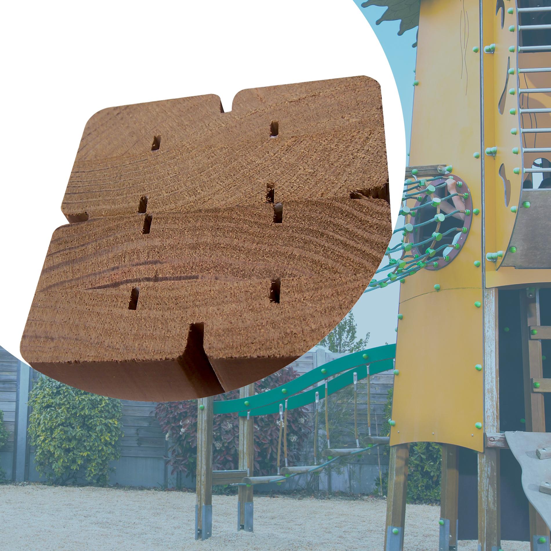 Matériaux : le bois
